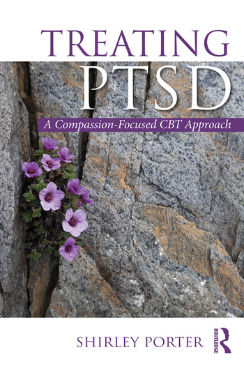 Treating PTSD A Compassion-Focused CBT Approach book cover