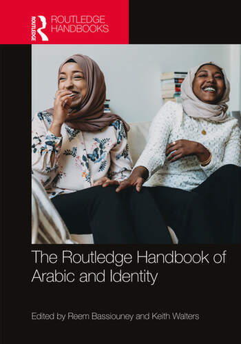The Routledge Handbook of Arabic and Identity book cover