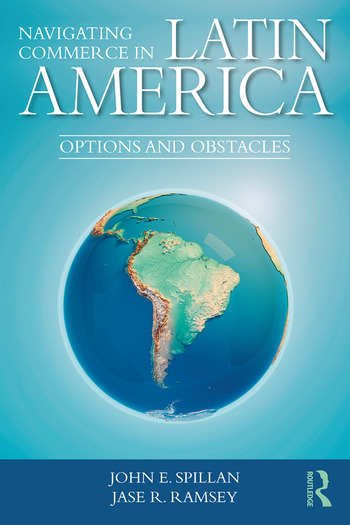 Navigating Commerce in Latin America Options and Obstacles book cover