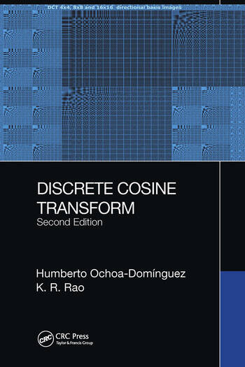 Discrete Cosine Transform, Second Edition book cover