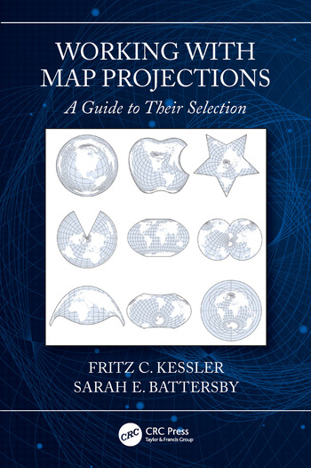 Working with Map Projections A Guide to their Selection book cover