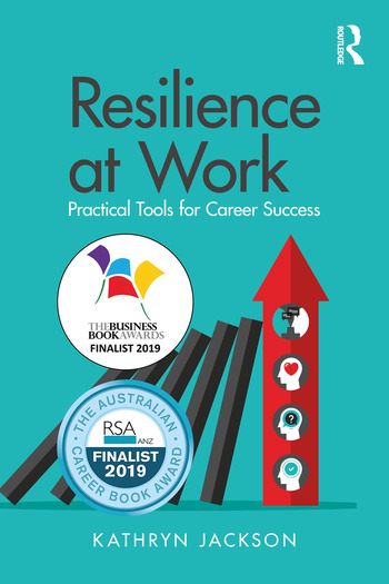 Resilience at Work Practical Tools for Career Success book cover