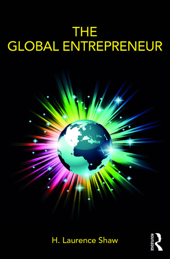 The Global Entrepreneur book cover
