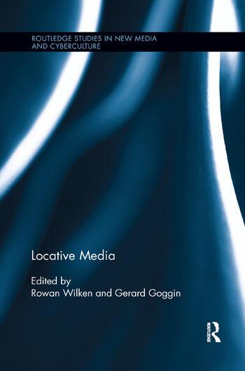 Locative Media book cover
