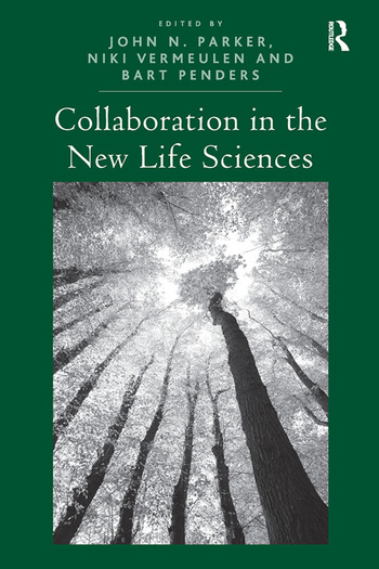 Collaboration in the New Life Sciences book cover