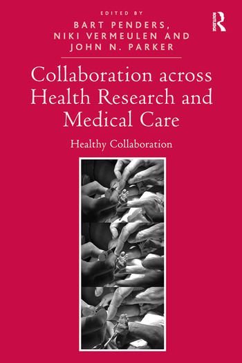 Collaboration across Health Research and Medical Care Healthy Collaboration book cover