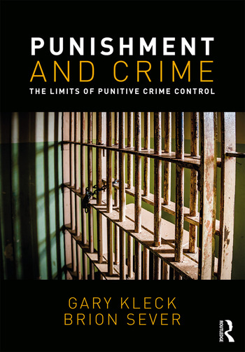 Punishment and Crime The Limits of Punitive Crime Control book cover