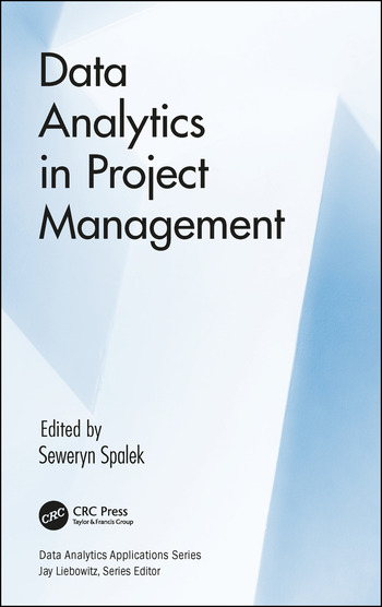 Data Analytics in Project Management book cover