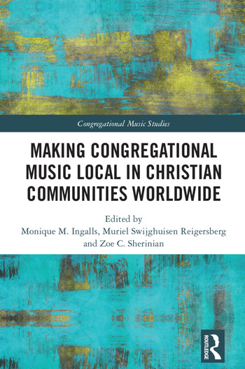 Making Congregational Music Local in Christian Communities Worldwide book cover