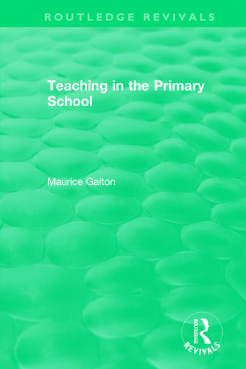 Teaching in the Primary School (1989) book cover