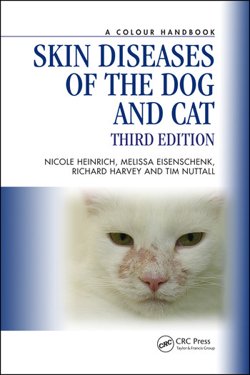 Skin Diseases of the Dog and Cat book cover
