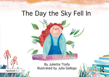 The Day the Sky Fell In A Story about Finding Your Element book cover