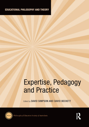 Expertise, Pedagogy and Practice book cover