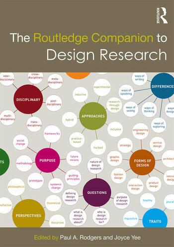 The Routledge Companion to Design Research book cover