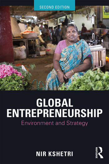 Global Entrepreneurship Environment and Strategy book cover