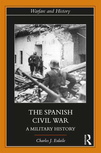 The Spanish Civil War A Military History book cover