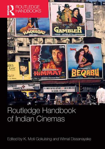 Routledge Handbook of Indian Cinemas book cover