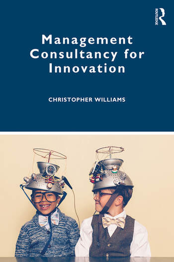 Management Consultancy for Innovation book cover