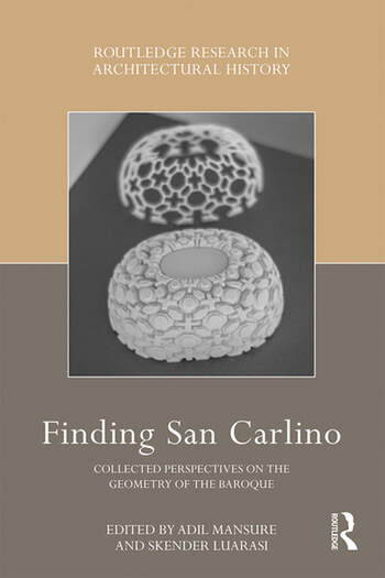 Finding San Carlino Collected Perspectives on the Geometry of the Baroque book cover
