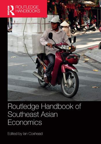 Routledge Handbook of Southeast Asian Economics book cover
