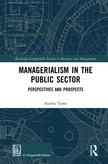 Managerialism in the Public Sector Perspectives and Prospects book cover