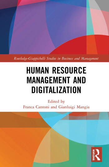 Human Resource Management and Digitalization book cover