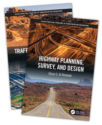 Solved Practical Problems in Transportation Engineering book cover