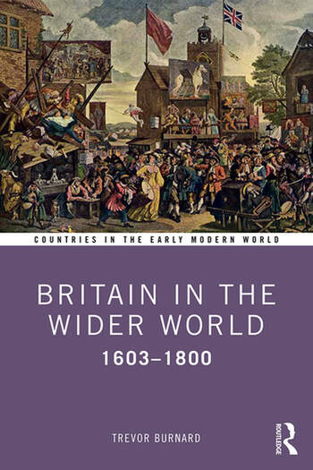 Britain in the Wider World 1603–1800 book cover