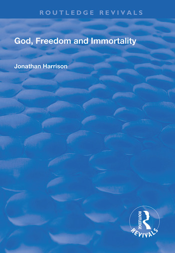 God, Freedom and Immortality book cover