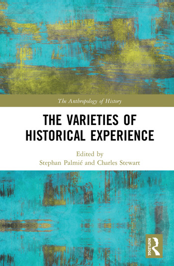 The Varieties of Historical Experience book cover