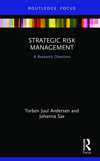Strategic Risk Management A Research Overview book cover