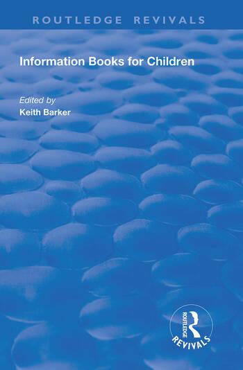 Information Books for Children book cover