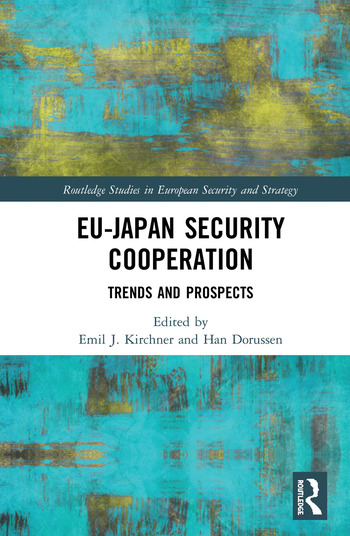EU-Japan Security Cooperation Trends and Prospects book cover