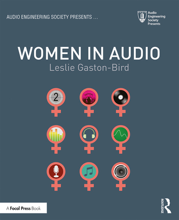 Women in Audio book cover