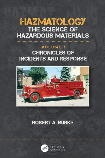 Hazmatology Chronicles of Incidents and Response book cover