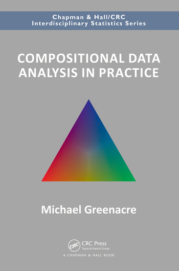 Compositional Data Analysis in Practice book cover