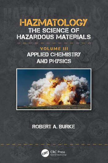 Hazmatology Applied Chemistry and Physics book cover
