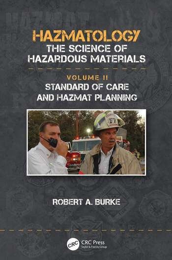 Hazmatology Standard of Care and Hazmat Planning book cover