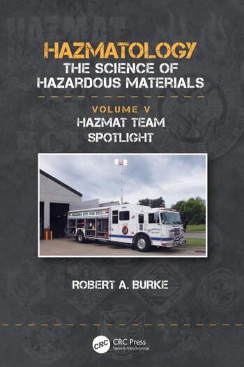 Hazmat Team Spotlight book cover