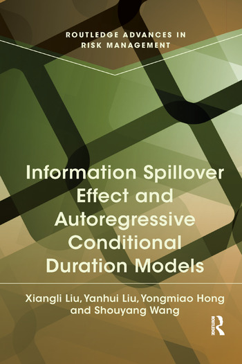 Information Spillover Effect and Autoregressive Conditional Duration Models book cover