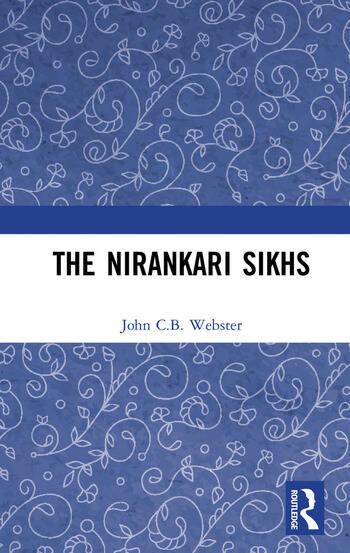 The Nirankari Sikhs book cover