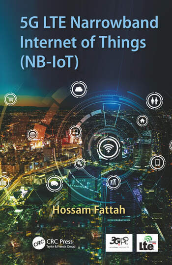 5G LTE Narrowband Internet of Things (NB-IoT) book cover