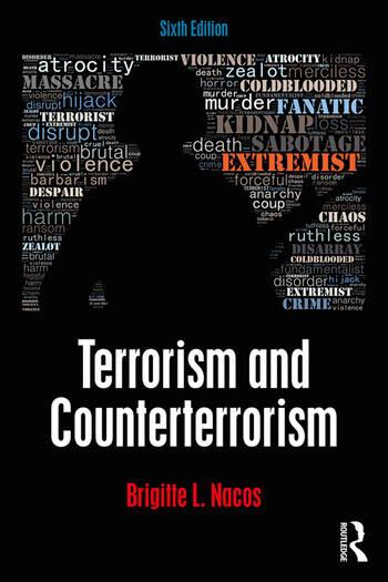 Terrorism and Counterterrorism book cover