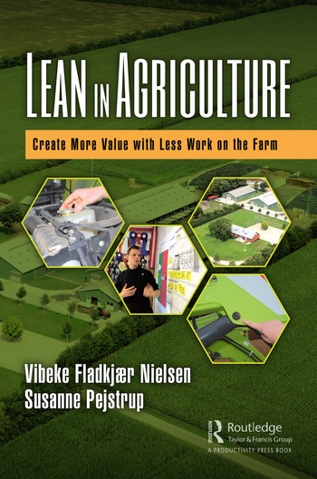 Lean in Agriculture Create More Value with Less Work on the Farm book cover