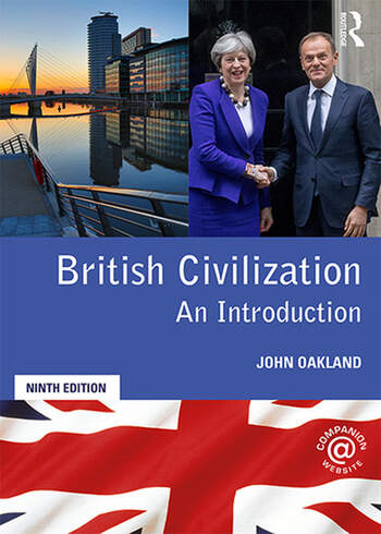 British Civilization An Introduction book cover