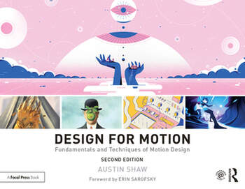 Design for Motion Fundamentals and Techniques of Motion Design book cover