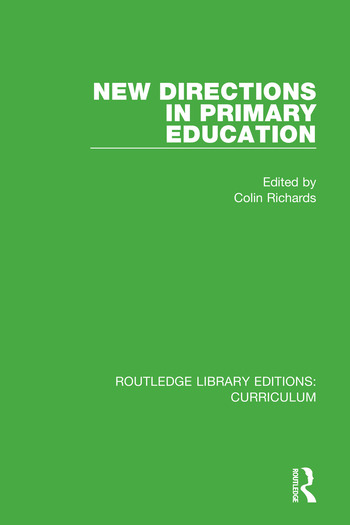 New Directions in Primary Education book cover