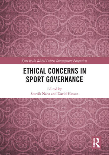 Ethical Concerns in Sport Governance book cover
