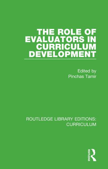The Role of Evaluators in Curriculum Development