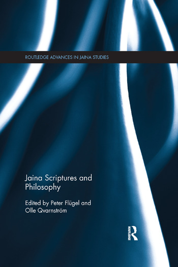 Jaina Scriptures and Philosophy book cover